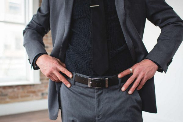 Jaki pasek dobrać do garnituru?