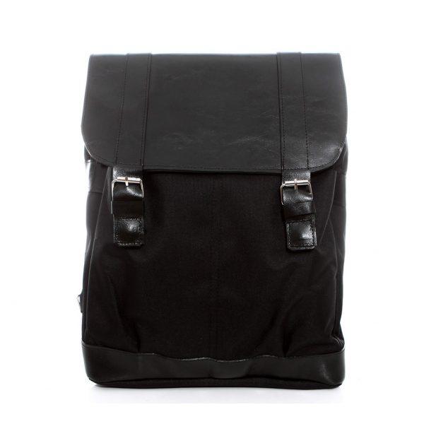 Plecak na laptopa skórzany czarny lico HS29