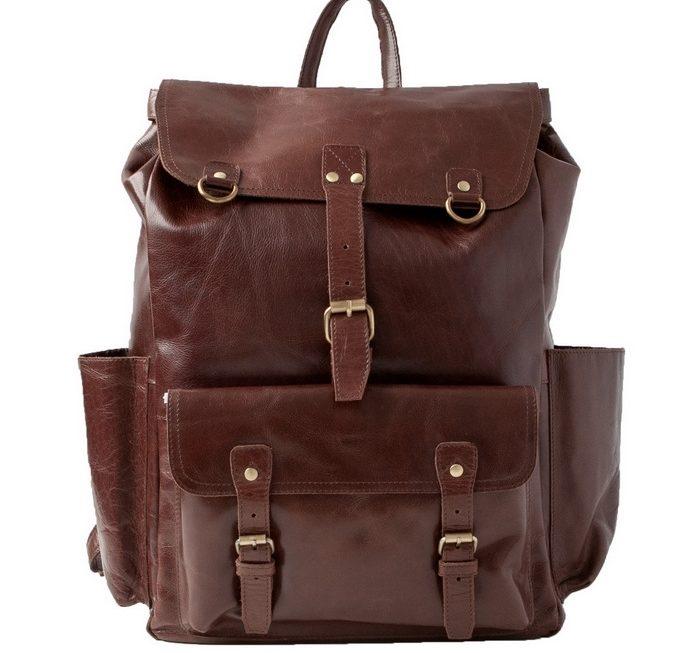 6a494b1465281 Słów kilka o męskich plecakach · Plecaki, Torby ze skóry naturalnej ...