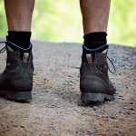 buty trekkingowe skorzane