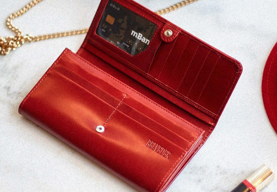 portfel damski dla mamy na urodziny