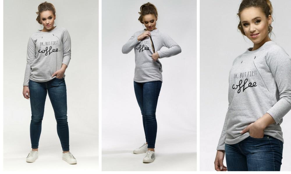 Dyskrecja, wygoda i kobiecość – dlaczego ubrania do karmienia podbijają serca mam?