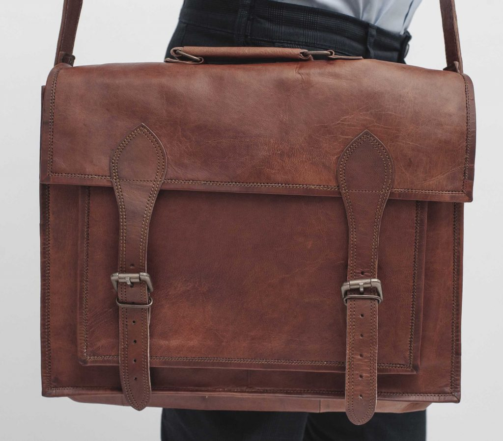 skórzna torebka od kaletnika szczecin