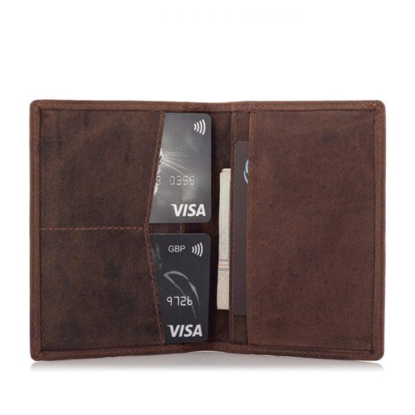 Portfel skórzany Slim Wallet ZC02